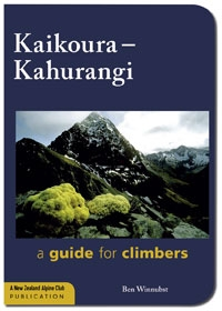 Kaikoura – Kahurangi: a guide for climbers