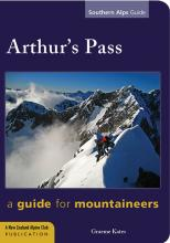 Arthur's Pass: a guide for mountaineers (2012)