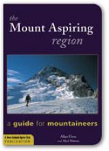 The Mount Aspiring Region: a guide for mountaineers